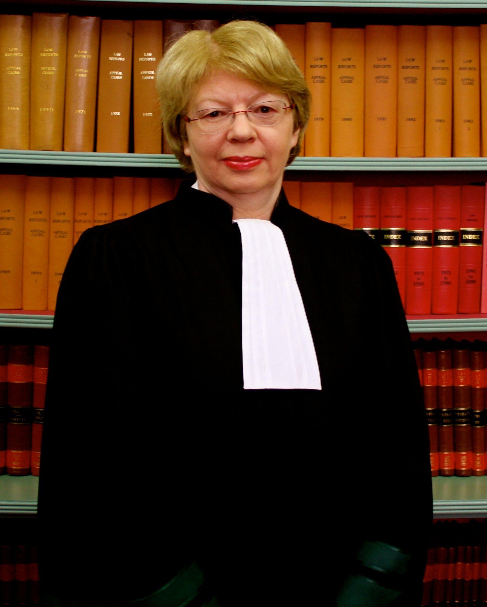 present supreme court judges