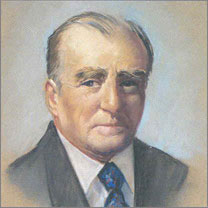 Portrait of Conor Maguire