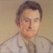 Portrait of Ronan Keane