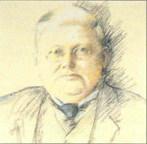 Portrait of Hugh Kennedy