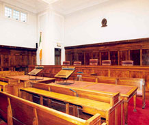 The Surpeme Court, via its site, and with the kind permission of the Chief Justice